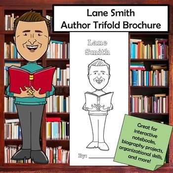 Lane Smith Biography Trifold Brochure
