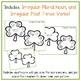 Langauge  Shamrocks: Speech and Language Shamrock Crafts