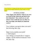 Langston Hughes Comprehensive Lesson Plan- I Too, Harlem,