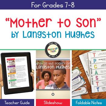 "Langston Hughes ""Dreams"" & ""Mother to Son"""