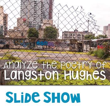"""Langston Hughes """"Harlem"""" Dream Deferred"""
