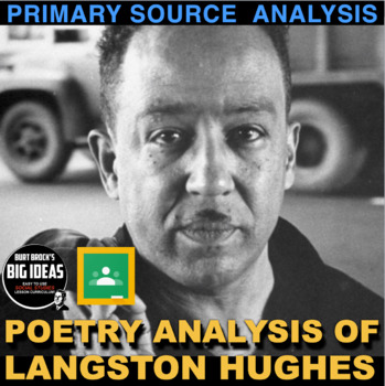 "langston hughes poems analysis Free essay: poem analysis ""as i grew older,"" by langston hughes time passes by, leaving behind memories but dreams never fade they are immortalised in ones."