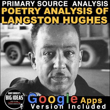 Langston Hughes Poetry Analysis