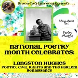 National Poetry Month: Langston Hughes and the Harlem Renaissance