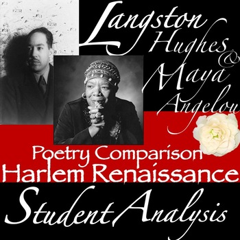 Langston Hughes & Maya Angelou Poetry Compare and Contrast