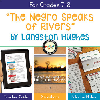 the negro by langston hughes