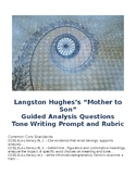 """Langston Hughes's """"Mother to Son"""" Poetry Analysis"""