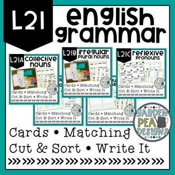 Language 2.1 Standards