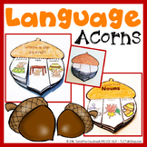 Language Acorns: Acorn Craft for Language Skills