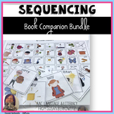 There was an Old Lady Who Sequencing Books Bundle