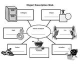Language Activity - Object Description Web