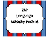 Language Activity Packet
