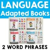 Language Adapted Books: Two Word Phrases