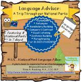 Language Advisor: Our National Parks {Language Development}