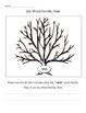 Language, Art- Word Family Trees (Big Tree)