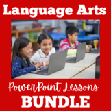 Language Arts   1st 2nd 3rd Grade   PowerPoint BUNDLE
