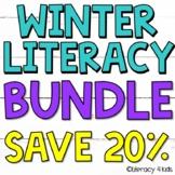 Language Arts Winter Literacy $$$ Savings BUNDLE for Third