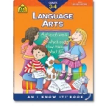 Language Arts 3-4 Deluxe Edition