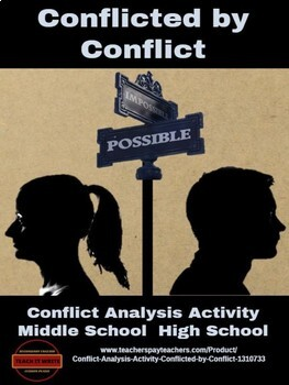 Conflict Analysis Activity - Conflicted by Conflict