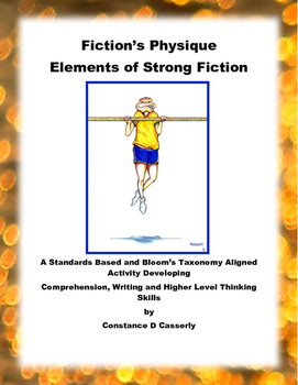Reading Analysis Activity - Fiction's Physique