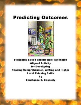 "Conflict Analysis Activity - ""Predicting Outcomes"""