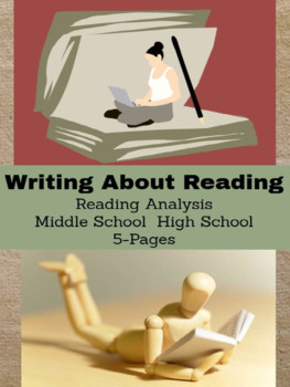 Reading Analysis - Writing About Reading