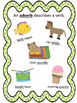 Anchor Charts for Language/Reading Concepts--In Color Version
