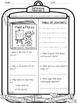 Back to School Language Arts Printables