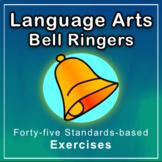 Language Arts Bell Ringers