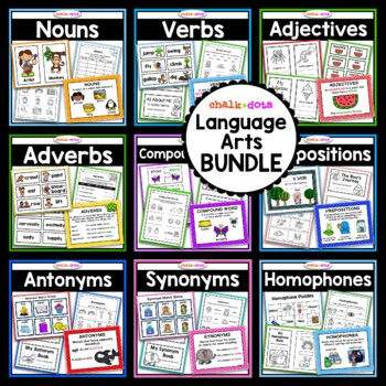 Language Arts Bundle