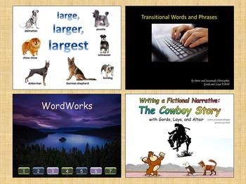 Language Arts Bundle Elementary