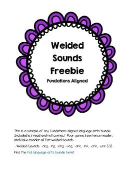 Language Arts Bundle Freebie