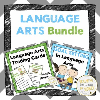 Assessment and Goal Setting in Language Arts Bundle