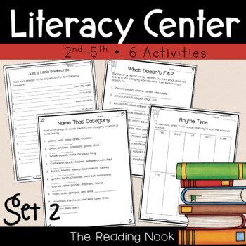 Literacy Center
