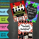 Language Arts Centers: Bundle of 3 Common Core Aligned Centers