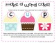 Language Arts Centers with Cupcakes