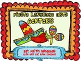 Cinco de Mayo Language Arts Fiesta Centers