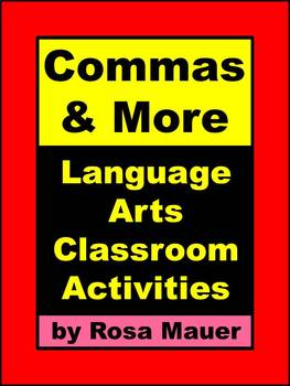 Language Arts Activities Worksheets and Printables