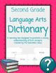 Language Arts Dictionary Bundle