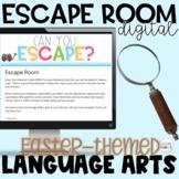 Easter Language Arts Digital Escape Room Google Apps