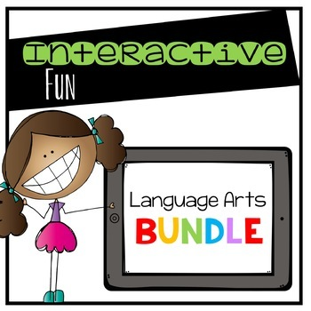 Language Arts Digital Interactive Bundle (Digital Classroom)