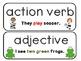 Language Arts ( ELA Common Core ) Vocabulary Word Cards (140+!), Grade 2