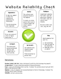 Classroom Technology: Evaluating Websites and Conducting O