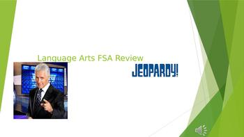Language Arts FSA Review