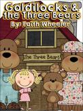 Fairy Tales (Goldilocks & the Three Bears)