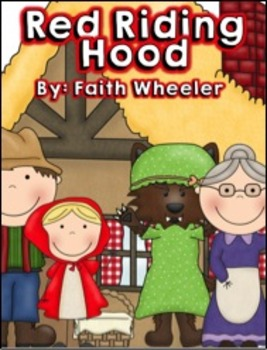 Fairy Tales (Little Red Riding Hood)