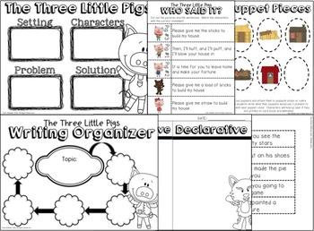 Fairy Tales (Three Little Pigs)
