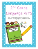 Language Arts Fall and Winter Worksheets & Activities