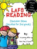 Language Arts Florida Standards (LAFS) 2nd Grade Question
