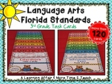 Language Arts Florida Standards (LAFS) 3rd Grade Task Cards